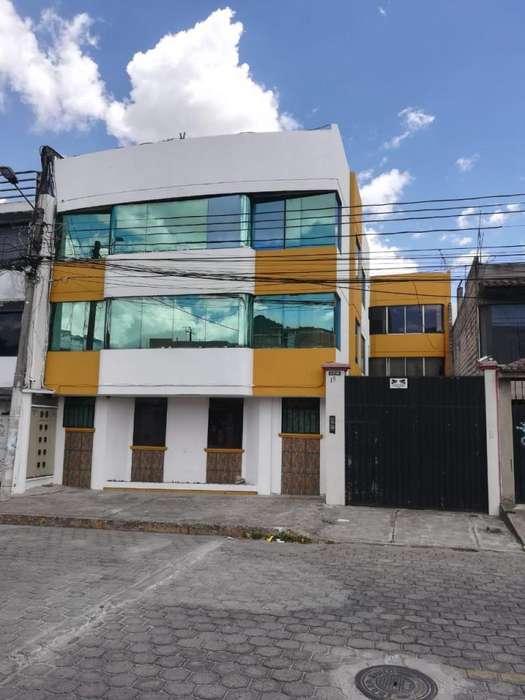 Cuarto independiente de arriendo en sector Estadio del Aucas, sur de Quito