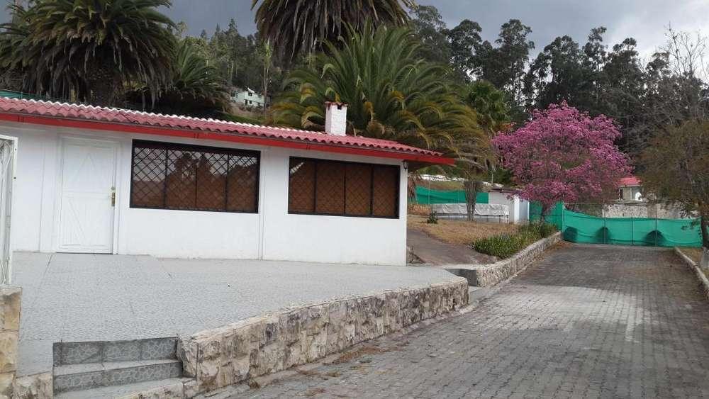 Alquiler casa Quito Tumbaco