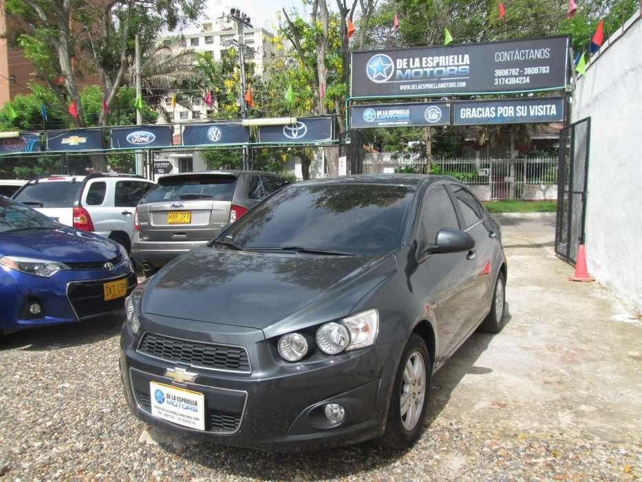 Chevrolet Sonic 2015 - 57930 km