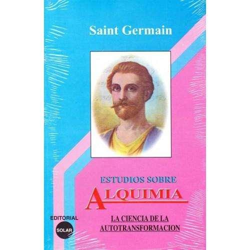 Estudios sobre Alquimia. Libro usado.