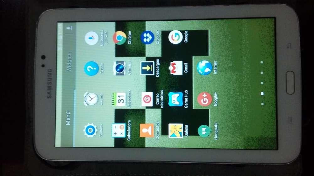 SE VENDE Tablet Samsung Galaxy Tab 3 (SM-T210)