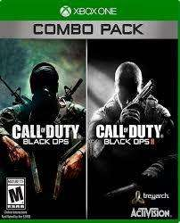 Call Of Duty Black Ops 1 y 2 (COMBO PACK) Para XBOX ONE Y XBOX 360