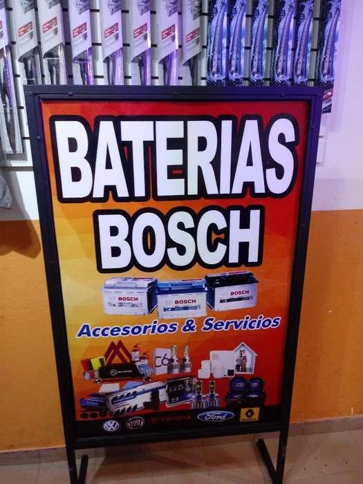 <strong>bateria</strong>s Bosch a Domicilio 1 Año Gtia