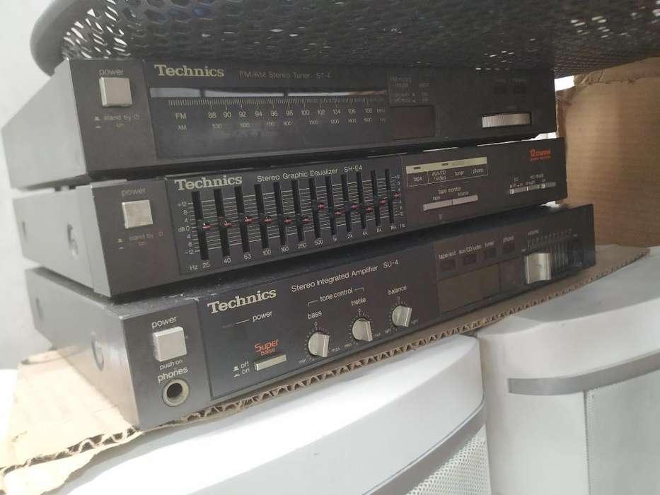 Amplificador Technics Medellin
