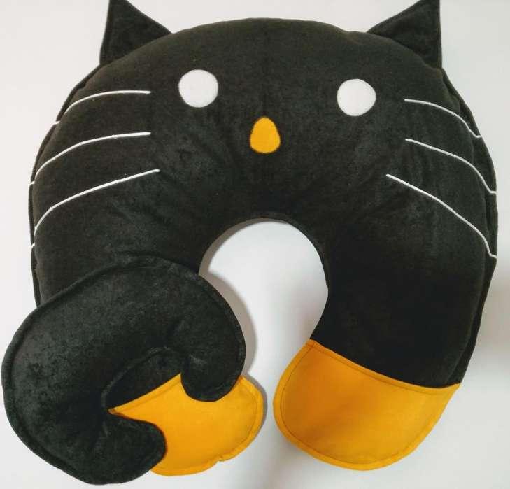 2 almohadas cojines lactancia nuevas Gato