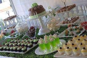 Ricos pasabocas para tu fiestas eventos bodas dulces reposteria torta pudin