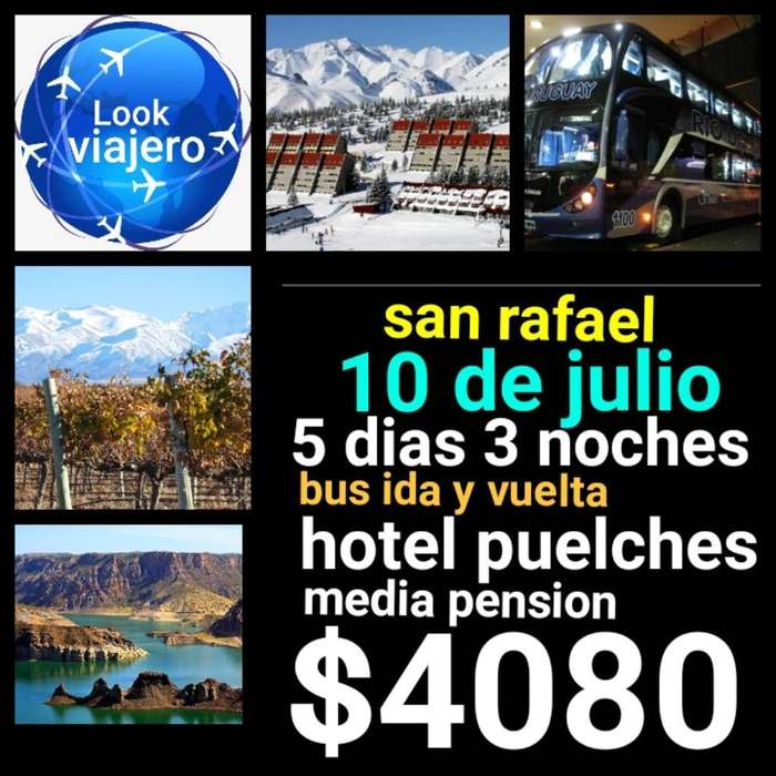 Viaja a Mendoza!