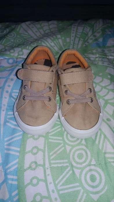 Zapatos Polo Como Nuevo Talla 22