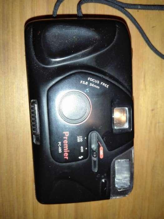cámara de rollo Premier