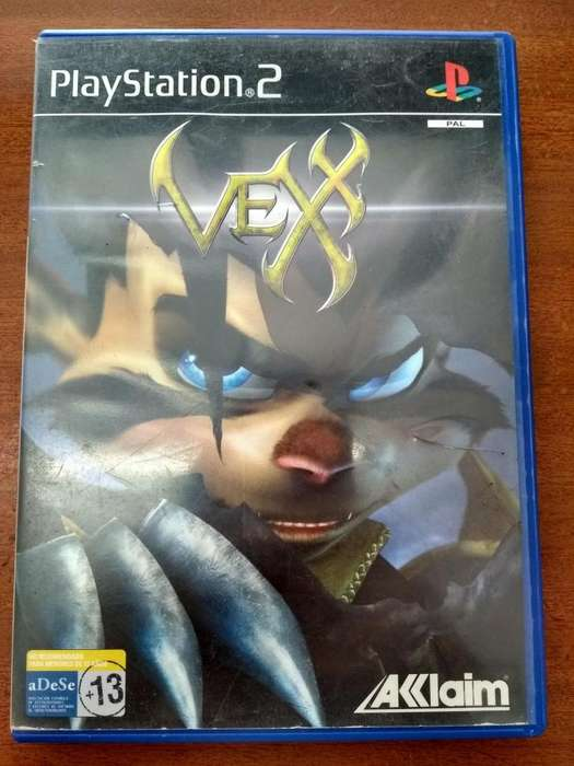Juego Vexx Europeo PS2 Original