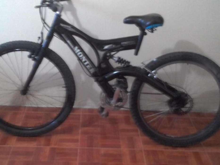 Se Vende <strong>bicicleta</strong> Monter en buenas condiciones físicas