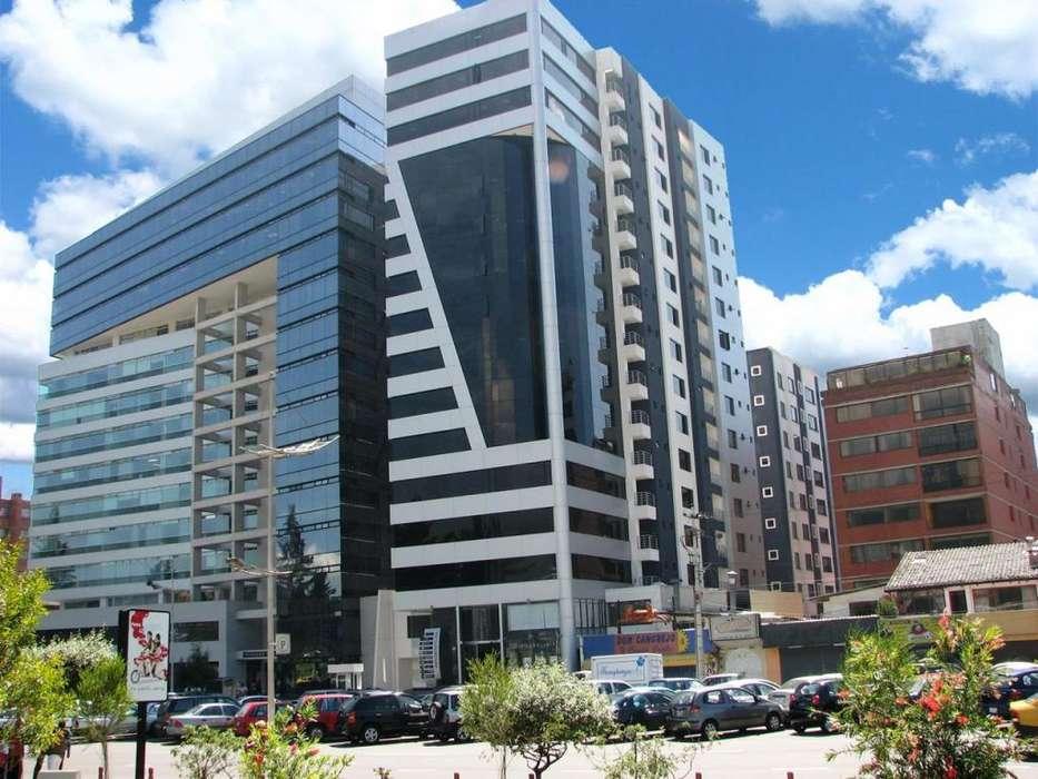 Oficina en arriendo frente a La Carolina - 70 m², Edif. Argentum