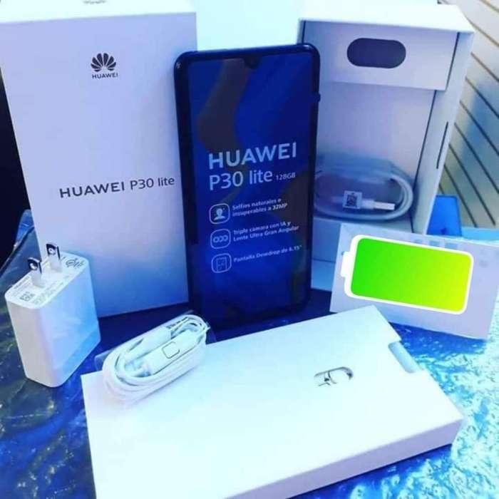 Huawei P30 Lite Sellado Stock en Huánuco