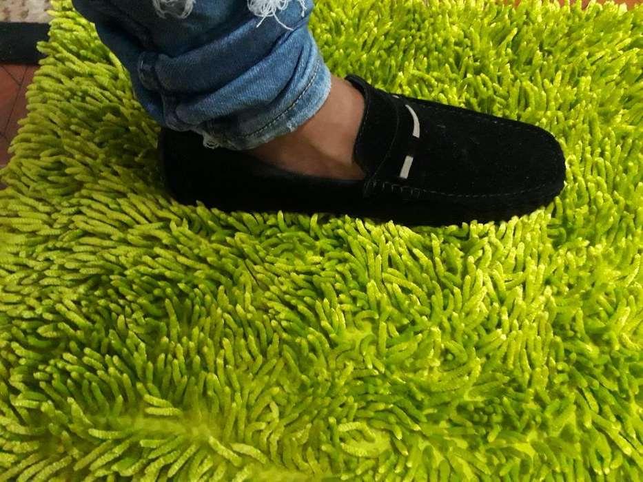 Zapatos Elegantes Apache Negros
