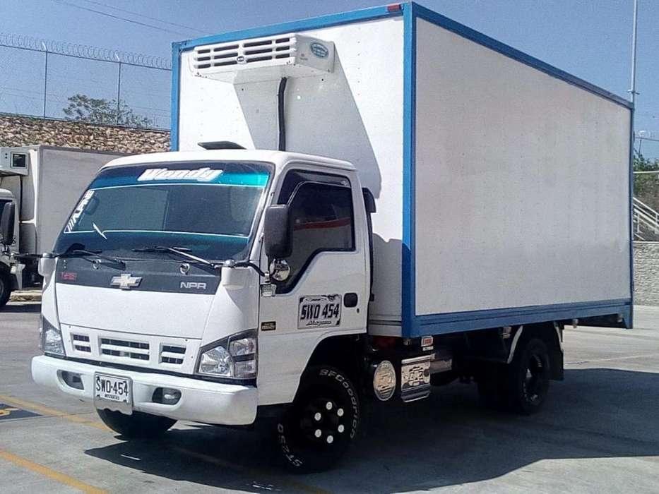Servicio de Transporte de Carga Pesada
