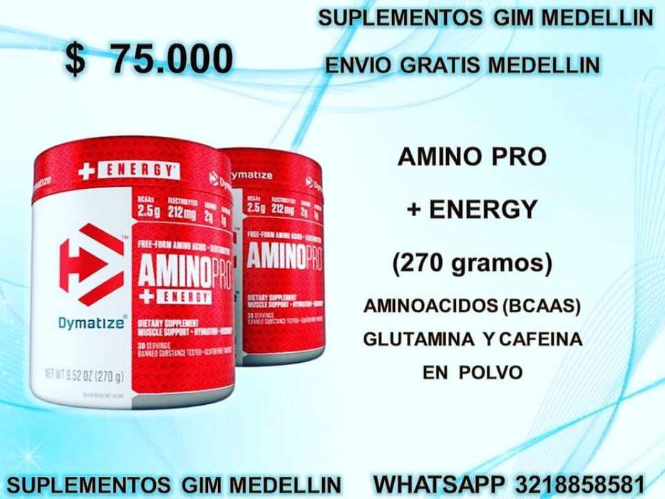 Amino Pro Aminoácidos