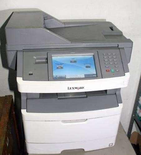 Impresora, fotocopiadora laser Lexmark X464 (multifuncional), fotocopiadora y scanner Promoción