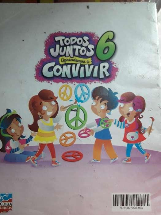 Libro Todos Juntos 6