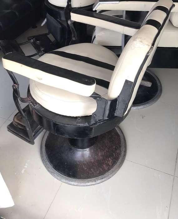 Vendo <strong>silla</strong> de Barberia