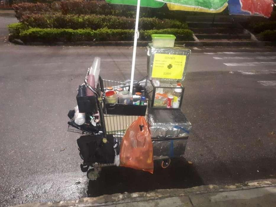 Carro de Tintos Y Muchos <strong>accesorio</strong>s Mas