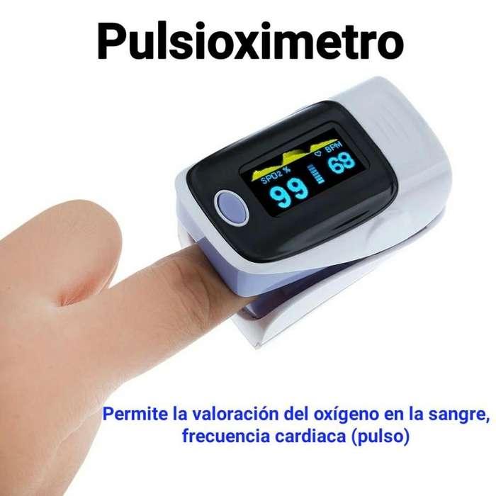 Pulsioximetro Digital Saturador Oxigeno