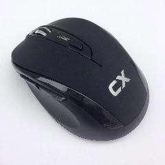 Mouse Cx Cx-612ag Negro Rubber 2.4ghz Wireles