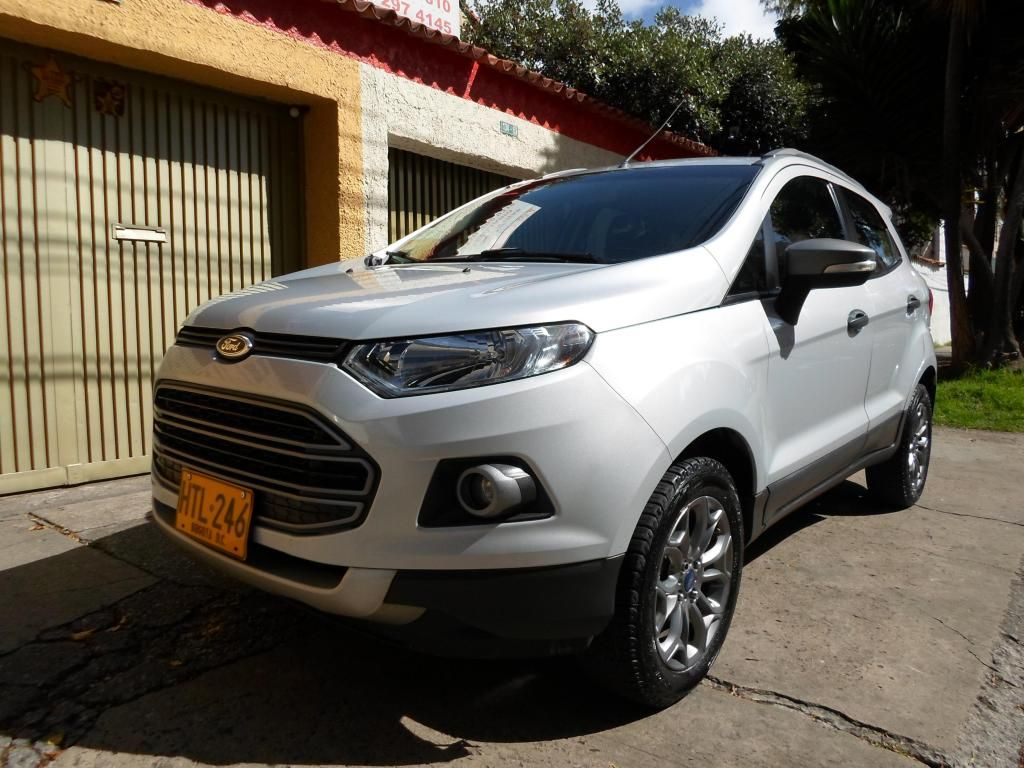 FORD NEW ECOSPORT 2014 FREESTYLE MECANICA