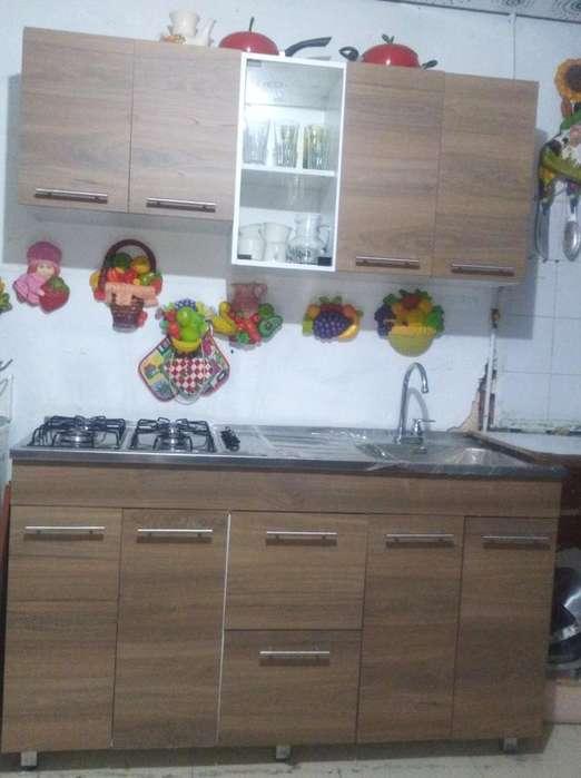 Cocinaintegralnuevasininstalacionaguagas