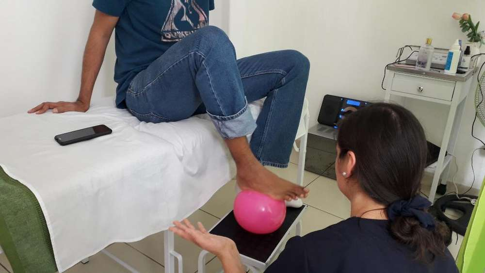 Terapia Física Y Masajes Chorrillos