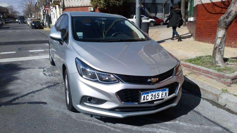 <strong>chevrolet</strong> Cruze 2018 - 21000 km