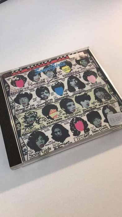 The Rolling Stones Cd Original Usado