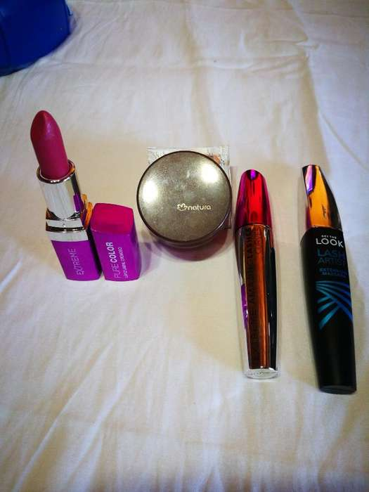 Combo Maquillajes