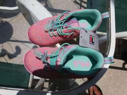 Zapatillas marca Fila original niña