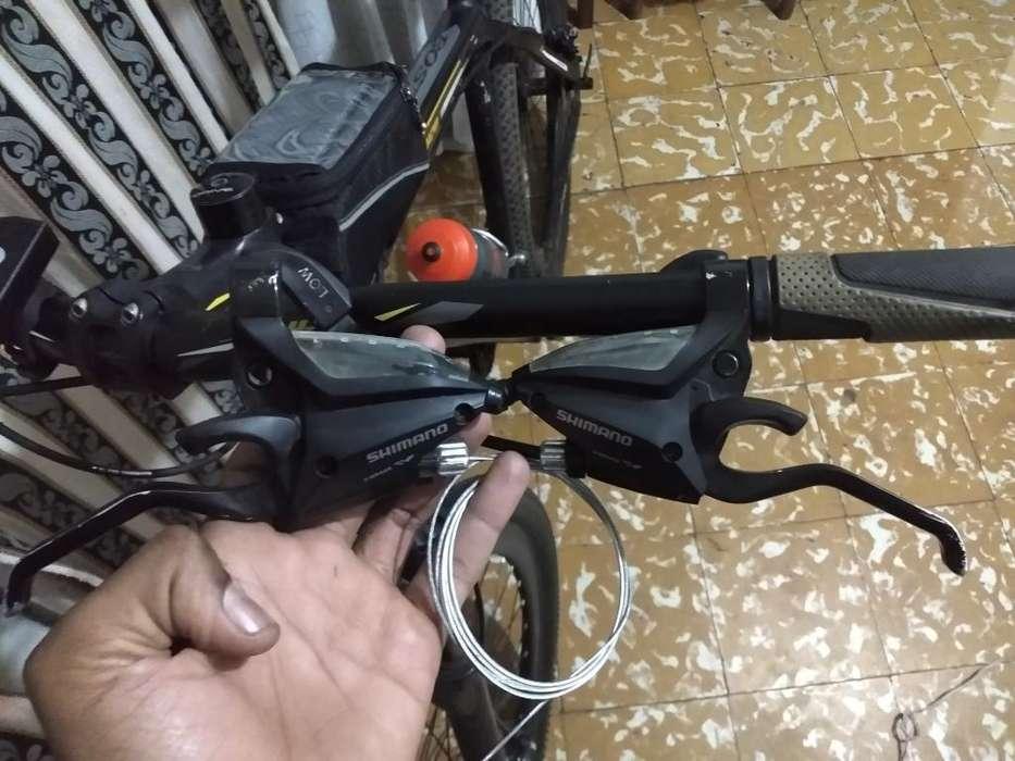Palancas 3x7v Integrada Frenos Mecanicos