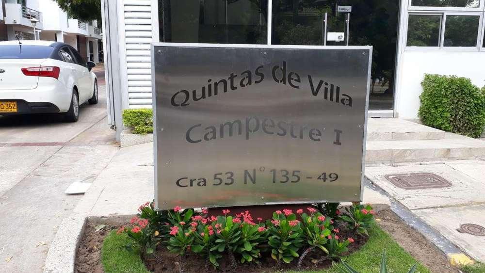 Vendo linda casa en Villa Campestre