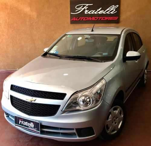Chevrolet Agile 2010 - 114500 km