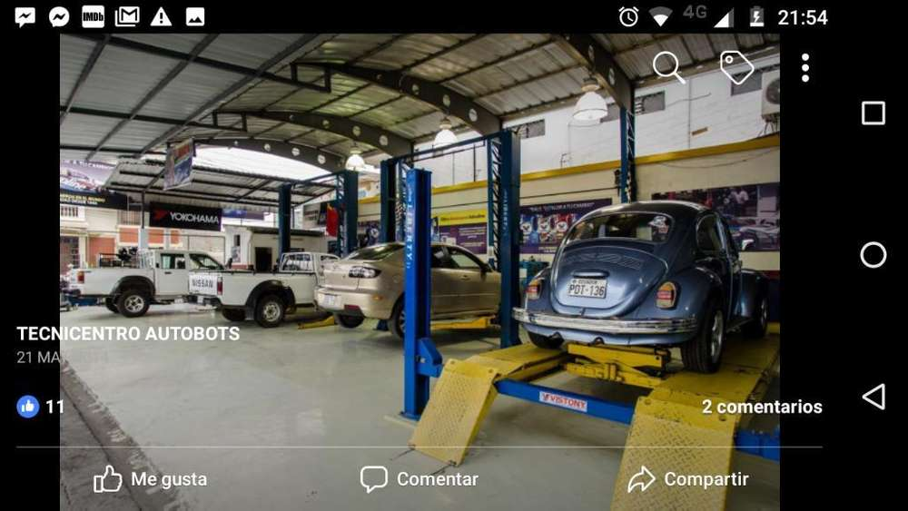 Mecánico Automotriz