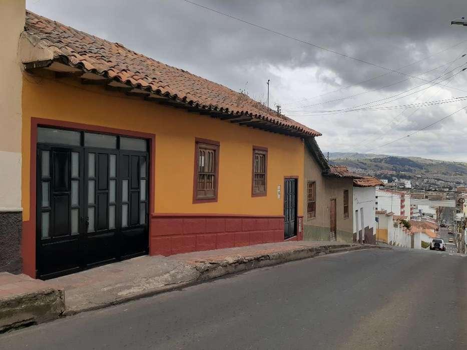 Vendo Casa Centro Tunja