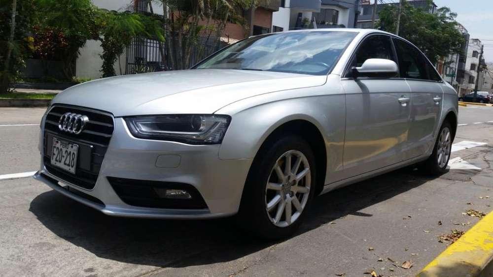 Audi A4 2014 - 47000 km