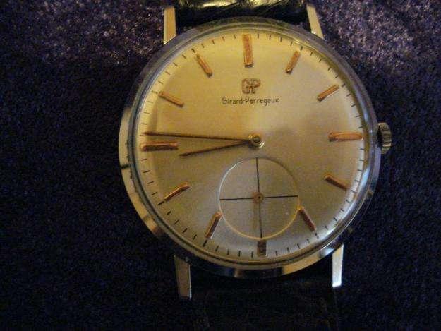 Antiguo Reloj Girard Perregaux Suizo