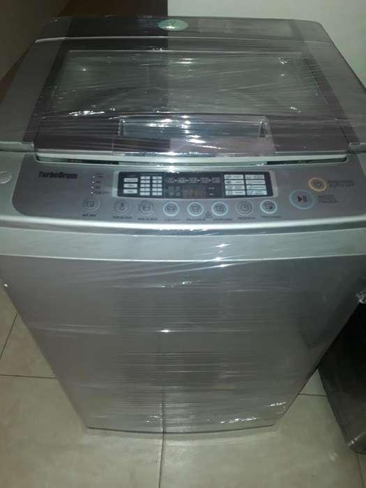 Lavadora Lg 9 Meses de Uso
