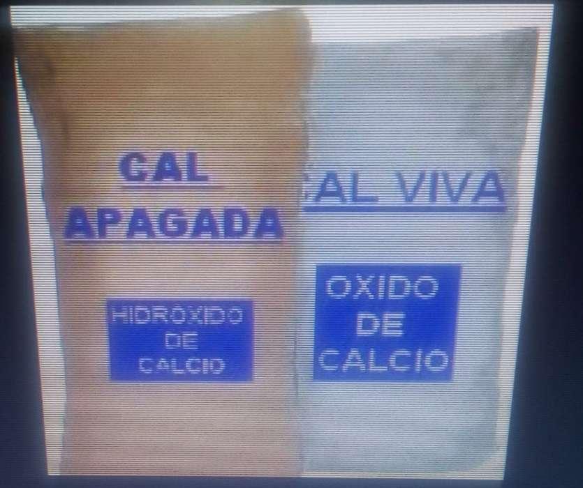 Venta de Hidróxido de calcio