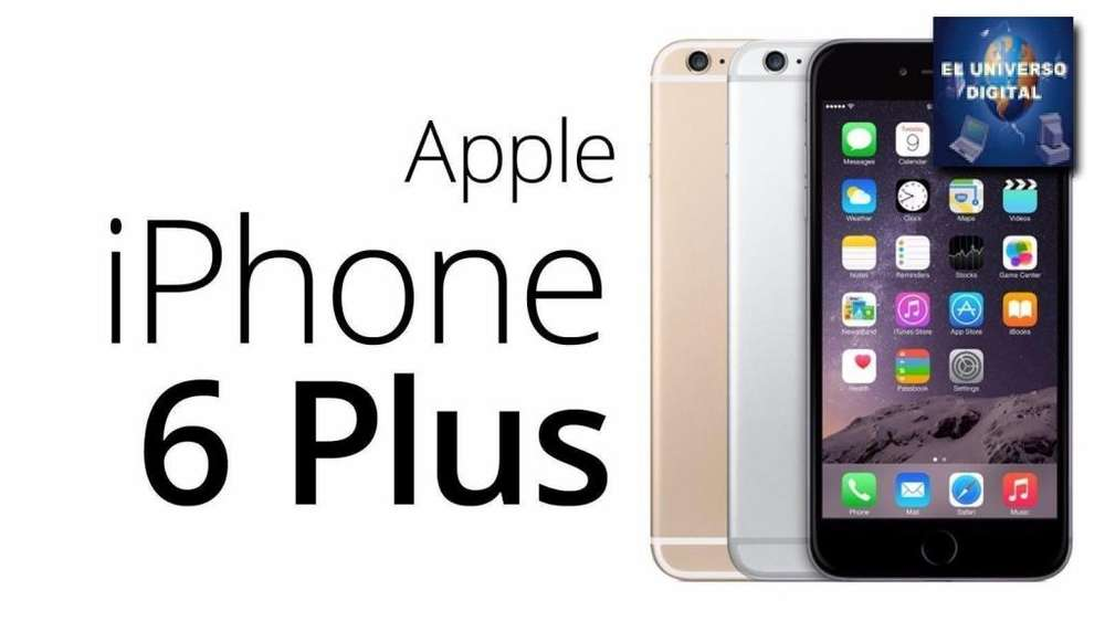 Apple Iphone 6 Plus Rosario,celulares Rosario,Iphone Rosario,Santa Fe,celulares Iphone Rosario