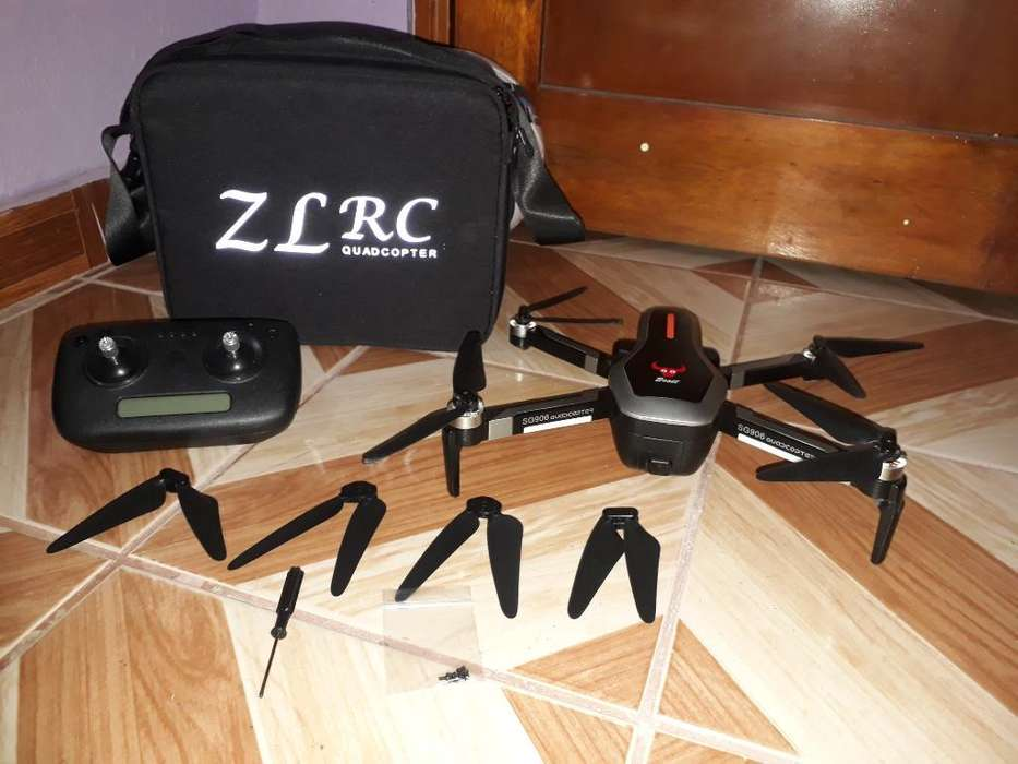 Vendo Drone Zlrc Sg906 Best con Gps 4k
