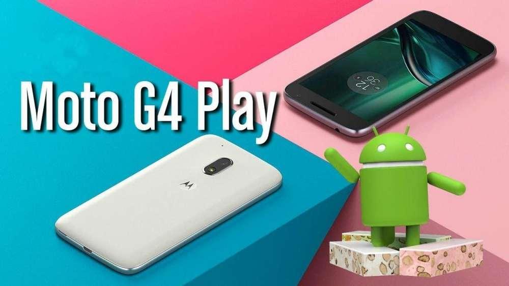 Actualizacion Android Nougat 7.1.1 Oficial Moto G4 Play