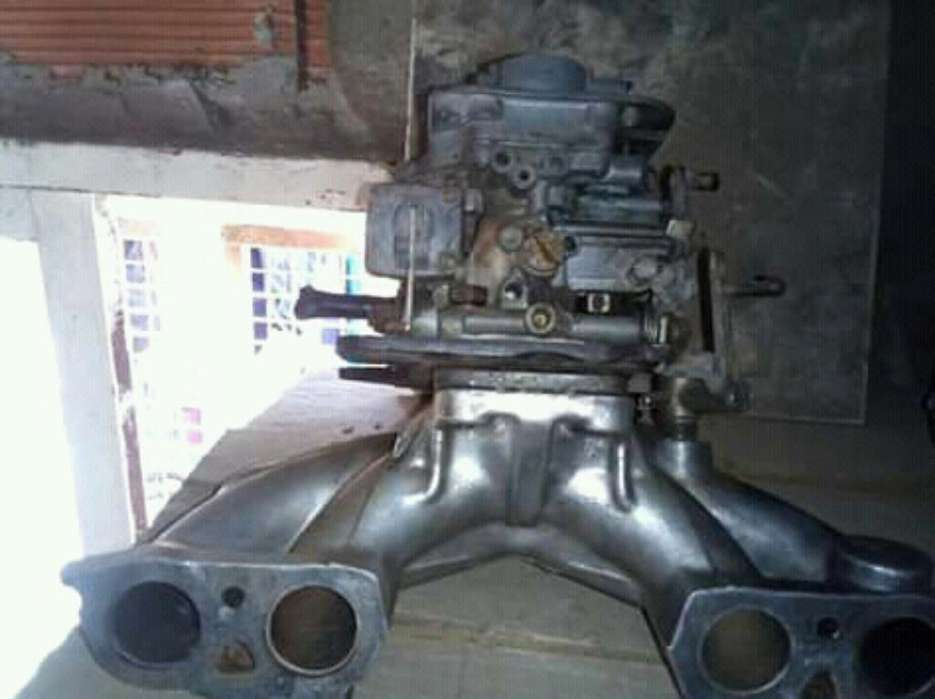 Carburador Waver Solex de Dos Bocas