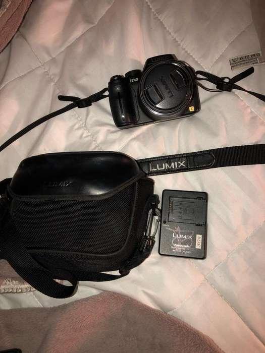 Camara Lumix Panasonic Fz40