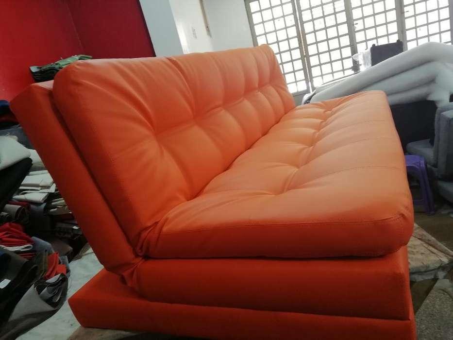 <strong>sofa</strong> Cama Reclinable Tres Xlips Solo por
