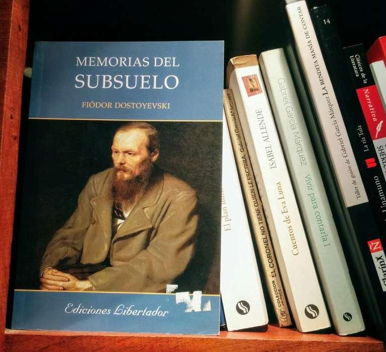 Fiodor Dostoyevski - Memorias Del Subsuelo