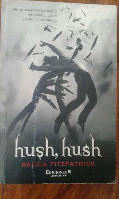 Saga Hush Hush